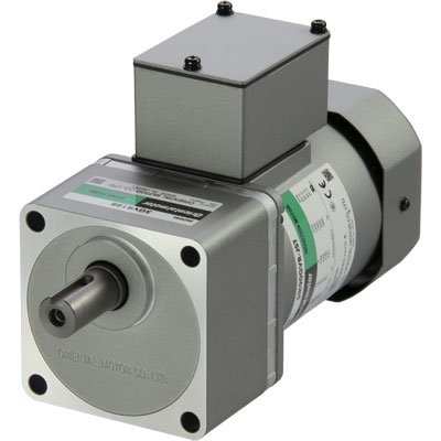 Single-Phase 110/115 Vac, 60 Hz, 90 W (1/8 Hp) Ac Gear Motor ( Motor With 30:1 Gearhead)