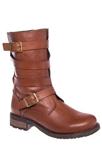 Parigi Low Heel Mid Boot