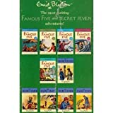 Enid Blyton : The Best of Blyton Set (RRP: 49.99) THE BEST OF BLYTON Enid Blyton Famous Five and Secret Seven Adventures Box Set / Collection (RRP:49.99) 10 Books ([THE SECRET SEVEN: 1. The Secret Seven 2. Secret Seven Adventure 3. Well Done, sec