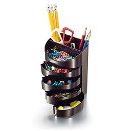 Officemate Supply Organizer, Black (66822)