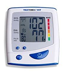 Arkray TrustCheck Ace Blood Pressure Monitor