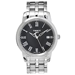 Tissot Men's T033.410.11.053.01 Swiss Quartz Movement Watch
