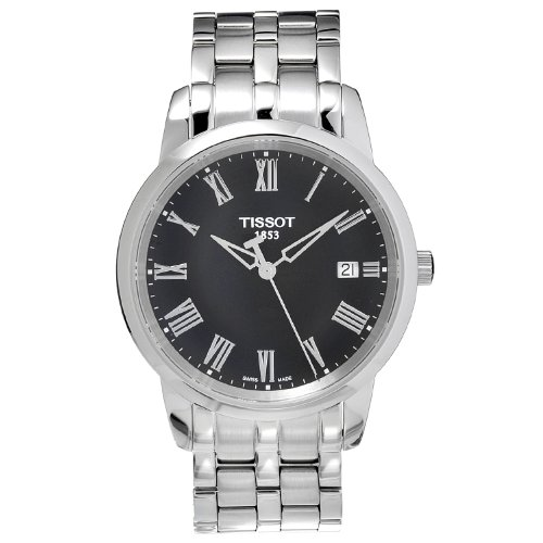 Tissot T-Classic Dream Stainless Steel Mens Watch T0334101105301