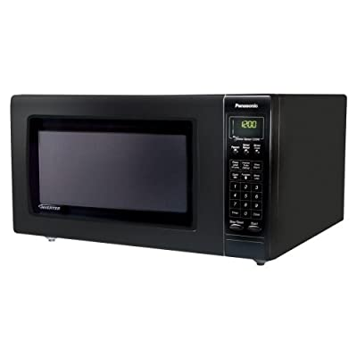 Panasonic Genius 1250 Watt Sensor Microwave w/Inverter Technology