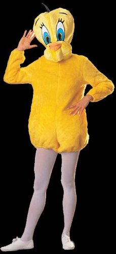 Tweety Bird Costumes Adult Halloween Costumes