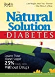 img - for The Natural Solution To Diabetes: Featuring The 10 Percent Plan book / textbook / text book