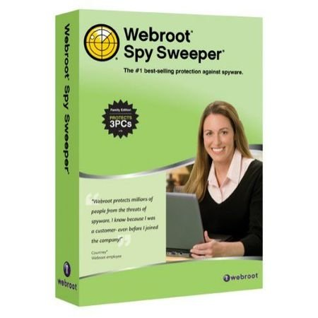 Webroot Spy Sweeper Spyware Protection Software