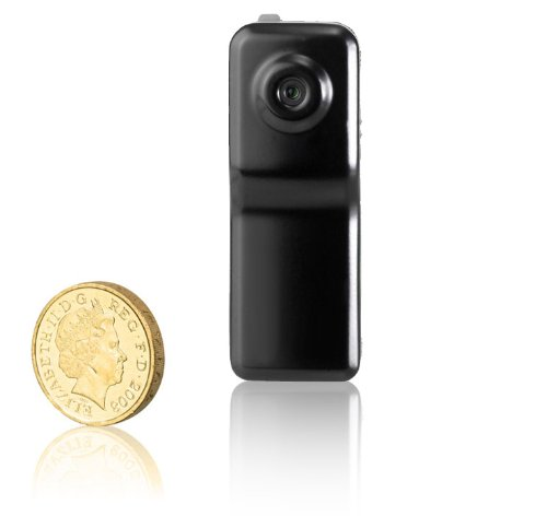 Mini Sport Digital Video Camcorder - Black - Camera Only - WORLD'S SMALLEST VOICE & VIDEO CAMERA!!