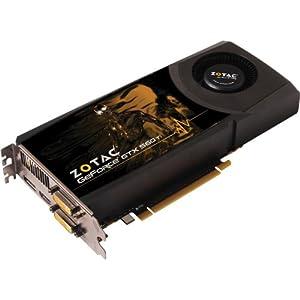 ZOTAC nVidia GeForce GTX560 Ti 1 GB DDR5 2DVI/HDMI/Displayport PCI-Express Video Card ZT-50306-10M