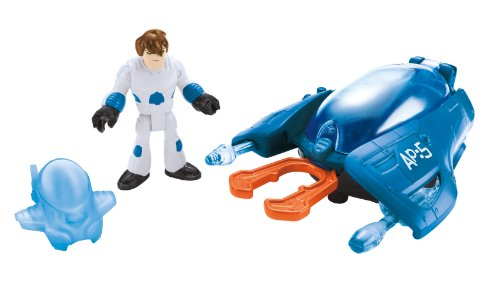 Fisher-Price Imaginext Alpha Pod