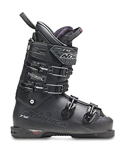 Patron Nordica Pro-Scarponi da sci, colore: nero