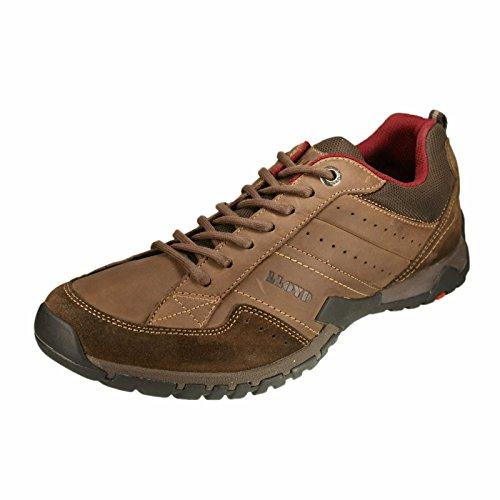 Lloyd 24-900-02 East, Sneaker uomo, Marrone (Marrone), 41 EU