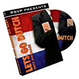 Let's Go Dutch by Fritz Alkemade and RSVP Magic - DVD