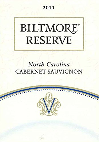 2011 Biltmore Reserve Cabernet Sauvignon North Carolina 750 Ml