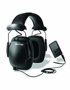Howard Leight 1030110 Sync Noise-Blocking Stereo Earmuff