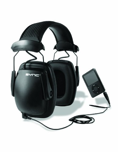 Howard Leight 1030110 Sync Noise-Blocking Stereo Earmuff
