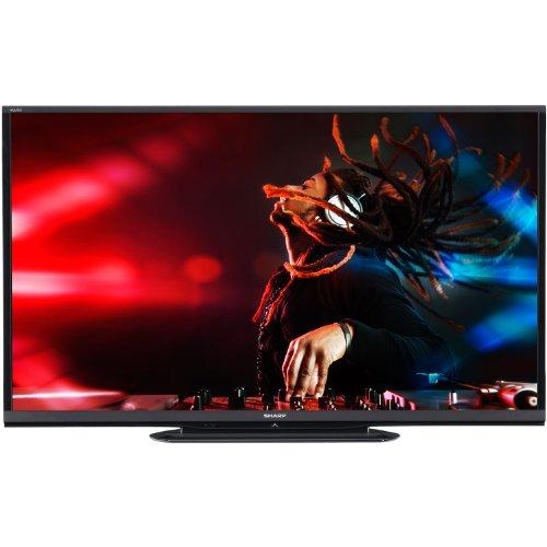 Sharp Lc-60Le650U 60 Inch Aquos 120Hz Led 1080P Tv Plus 6Ft Hdmi Cable