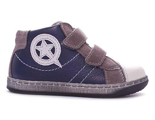 Balocchi Mini bambina, pelle scamosciata, sneaker bassa, 24 EU
