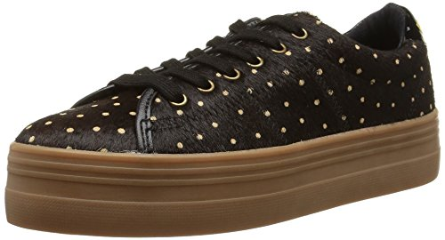 No NamePlato - Mary jane Donna , Nero (Noir (Pony Dots Black)), 38