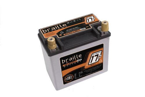 Braille Battery B2317 Lightweight Racing Battery