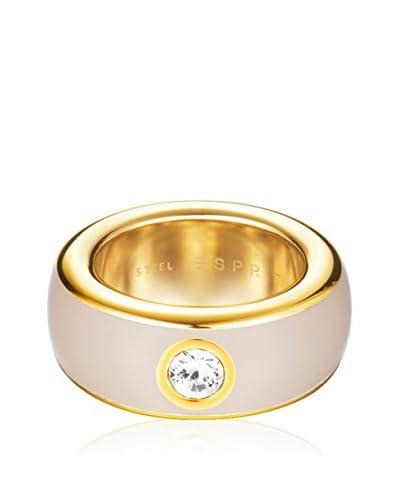 ESPRIT Ring JW52634 rosa/goldfarben