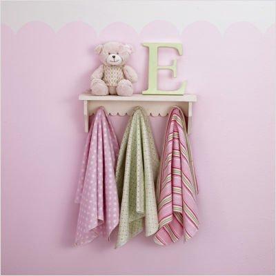 Ellie Receiving Blankets - Set of 3 - 1