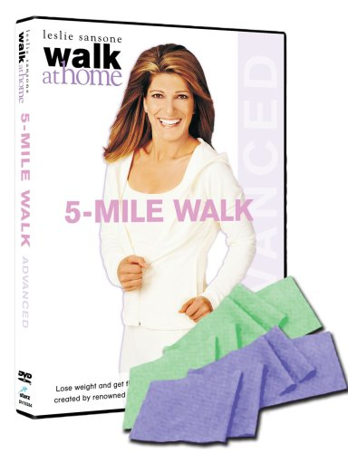 Leslie Sansone'S Walk At Home - 5 Mile Walk (With Fitness Band)