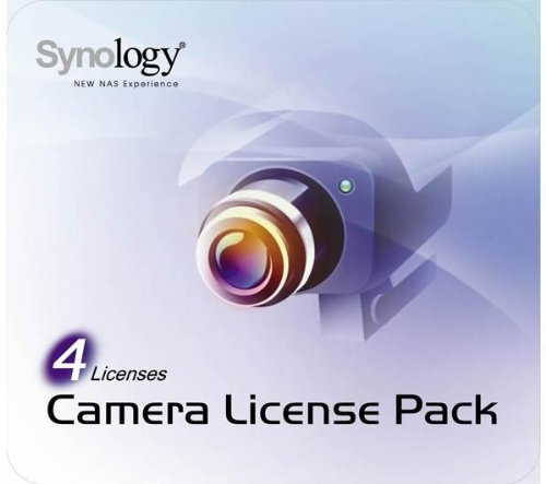 Synology - 4x Camera Pack License 15-200000102 2.0-0580
