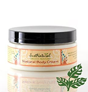 Natural Body Cream by JustNatural