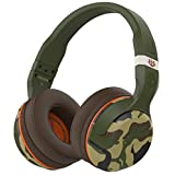 Skullcandy Hesh 2.0 Bluetooth 4.0 Wireless Headphones with Mic (Camo)