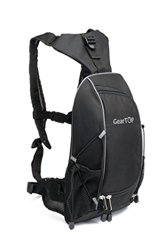 GearTOP Mountain Biking Backpack - Athletic Bag Best For Outdoor Sports, Cycling, Running Traveling, Camping, Hiking - Women, Men, Children (Dicks Sporting Goods Water Bottle compare prices)