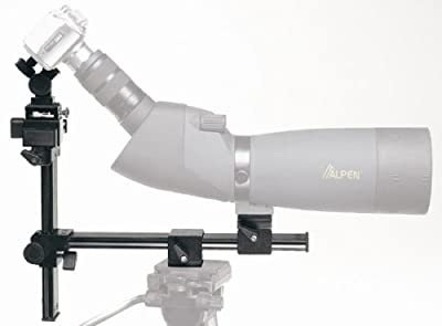 Alpen Optics Digital Camera Adapter for Spotting Scopes from Alpen Outdoor Corp.
