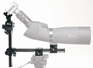 Alpen Digital Camera Adapter for Spotting Scopes
