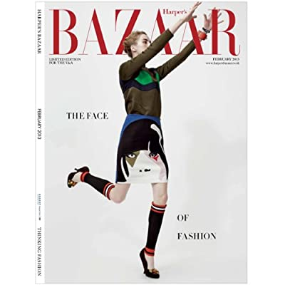 Harper's Bazaar - February 2014 Issue (Limited Edition)||EVAEX