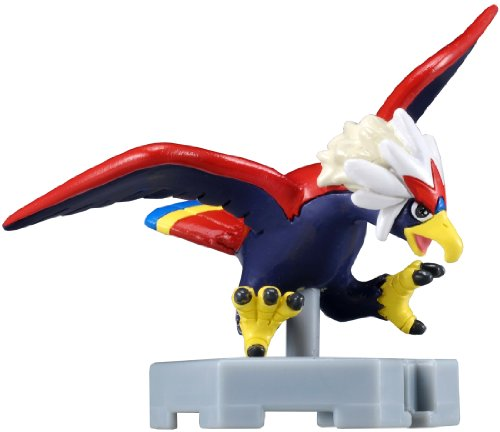 Pokemon MP-14 Moncolle Plus War guru (japan import) - 1
