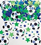 Amscan International Confetti Footbal...