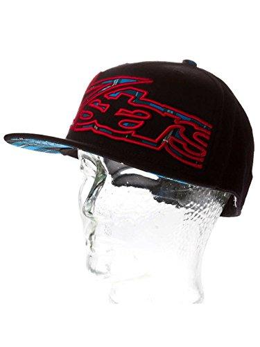 Alpinestars Big Plaid 210 Hat Black, S/M Black, S/M