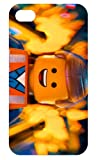 The Lego Movie Fashion Hard back cover skin case for apple iphone 4 4s 4g 4th generation-i4tlm1001