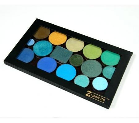 Z palette Customizable Makeup Palette, Large 1 ea