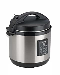 Fagor 670040230 Stainless-Steel 3-in-1 6-Quart Multi-Cooker