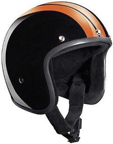 BANDIT rACE jET noir/orange-taille m