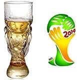 750ML Creative FIFA World Cup Design Beer Mug by Preciastore
