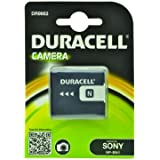 Duracell Replacement Digital Camera Battery for Sony NP-BN1 Battery