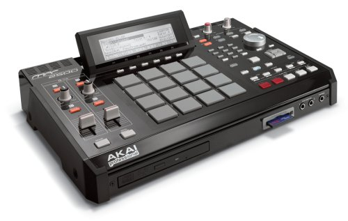 Learn More About Akai MPC 2500 Music Production Center