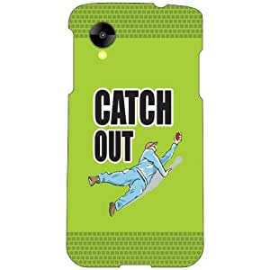 LG Nexus 5 LG-D821 Back Cover - Catch Out Designer Cases