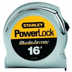 Stanley 33-516 16 X 1-Inch Powerlock Tape Rule Reinforced With Blade Armor Coating front-855740