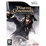 echange, troc Pirates Of The Caribbean: At World's End (Wii) [import anglais]