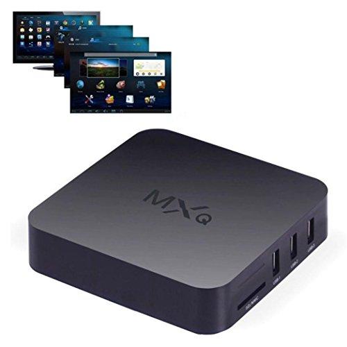 Sannysis MXQ S805 Android 4.4 Quad-Core WiFi 8GB XBMC KODI Smart TV Box Multimedia Player