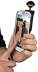 Bubblescope 360 Degree Optical Camera Lens with Case for Samsung Galaxy S3 - Black