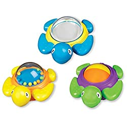 Munchkin Bath Turtle Toy (Colours May Vary)